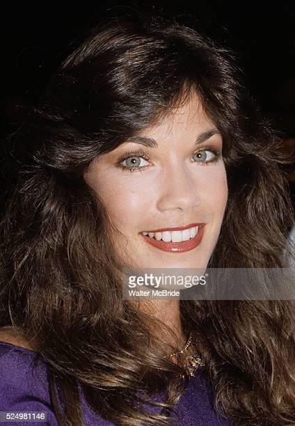 Barbie Benton pictured in New York city in 1981