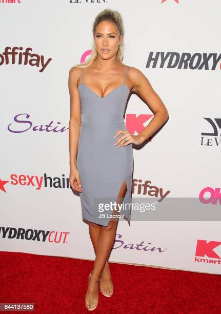 Barbie Blank attends the OK Magazine's Annual PreOscar Event on February 22 2017 in Los Angeles California