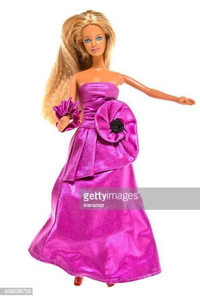 barbie puppe fashon - ganzkörper freisteller editorial stock-fotos und bilder