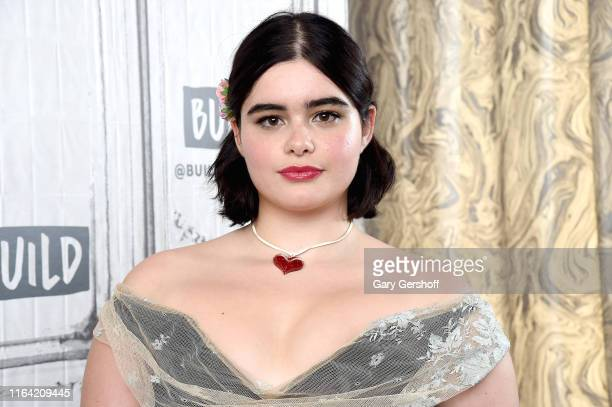 Barbie Ferreira at Build Studio on July 25 2019 in New York City