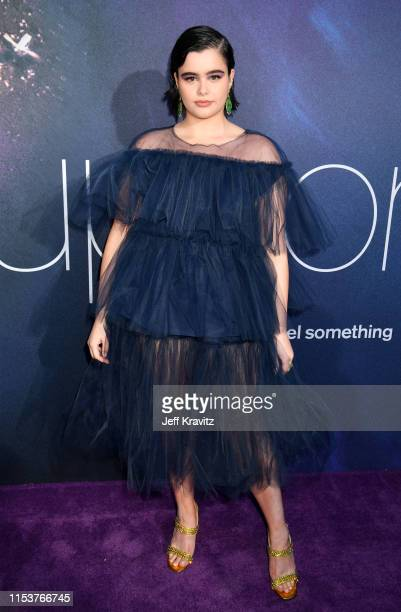 Barbie Ferreira attends HBO's Euphoria premiere at the Arclight Pacific Theatres' Cinerama Dome on June 04 2019 in Los Angeles California