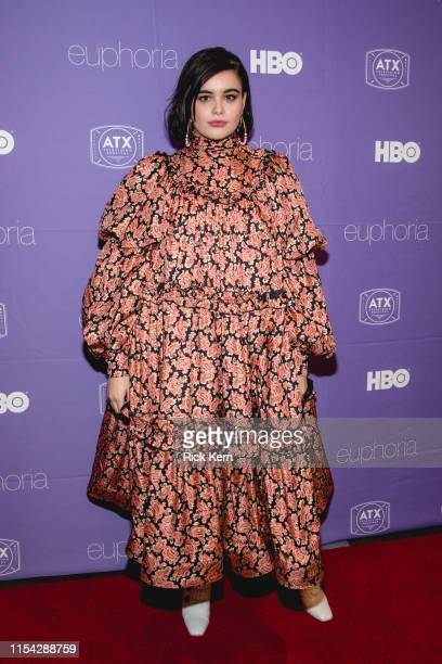 Barbie Ferreira attends the ATX Television Festival at the InterContinental Stephen F Austin Hotel on June 06 2019 in Austin Texas