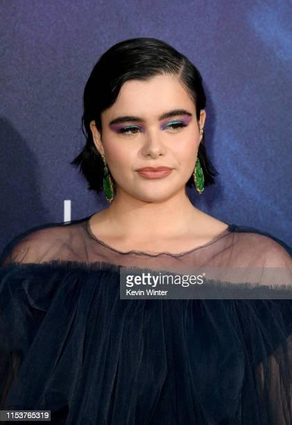 Barbie Ferreira attends the LA Premiere of HBO's Euphoria at The Cinerama Dome on June 04 2019 in Los Angeles California