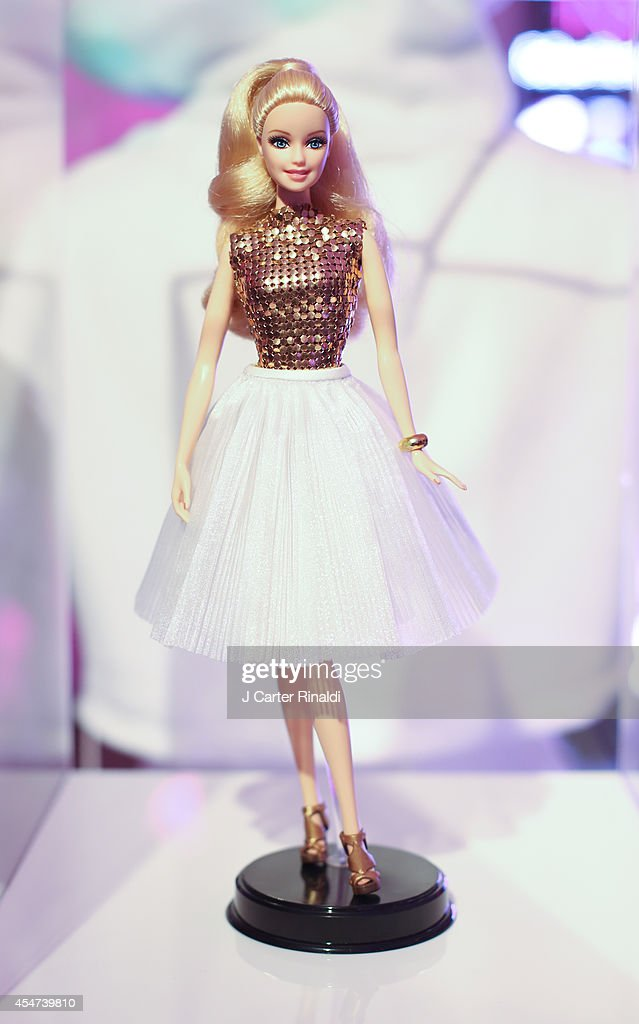 Barbie And CFDA Event : News Photo