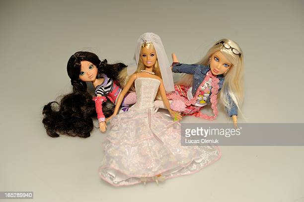 Barbie's reign as queen of the dolls is being challenged by a couple newcomers Liv and Moxie