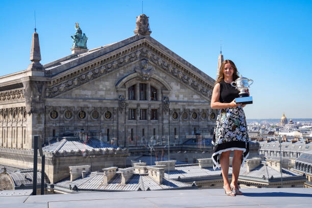 FRA: French Open Winners Photocall