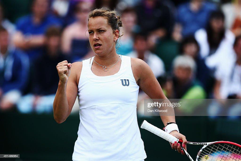 Day Seven: The Championships - Wimbledon 2014 : News Photo