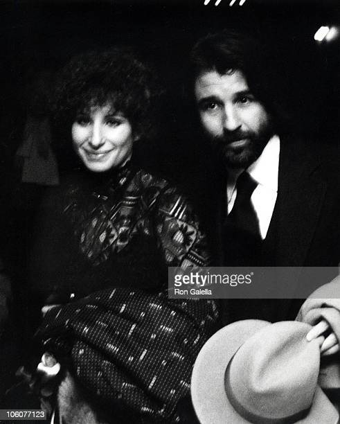 Barbra Streisand and Jon Peters during AntiDefamation League Appeal of B'nai B'rith Luncheon at Pierre Hotel in New York City New York United States