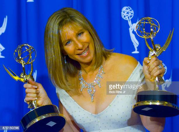 Barbra Streisand at the 47th Primetime Emmy Awards Show on September 10 in Pasadena California