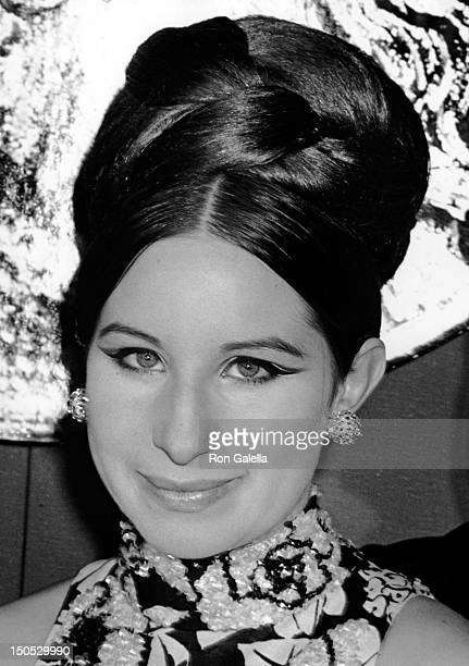 Barbra Streisand attends the party for 21st Annual Tony Awards on March 26, 1977 at the Plaza Hotel in New York City.