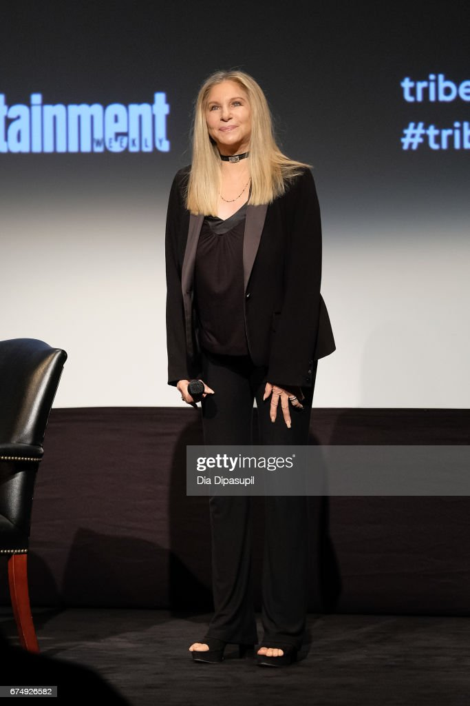 Tribeca Talks: Barbra Streisand With Robert Rodriguez - 2017 Tribeca Film Festival