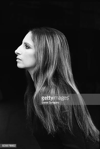 Barbra Streisand circa 1975