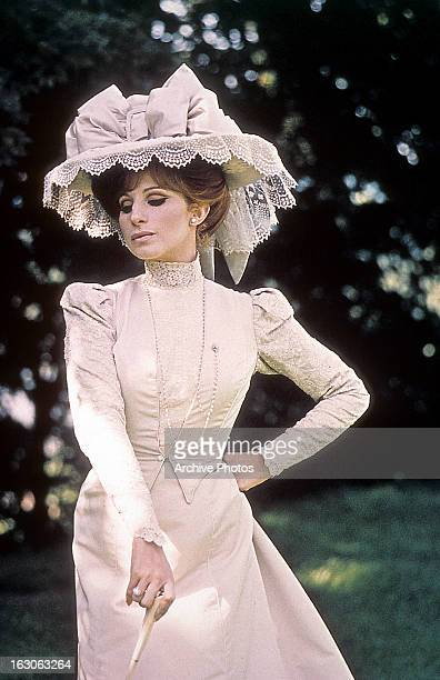 Barbra Streisand in a scene from the film 'Hello Dolly' 1969