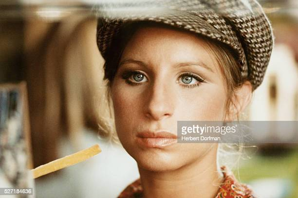 Barbra Streisand in What's Up Doc