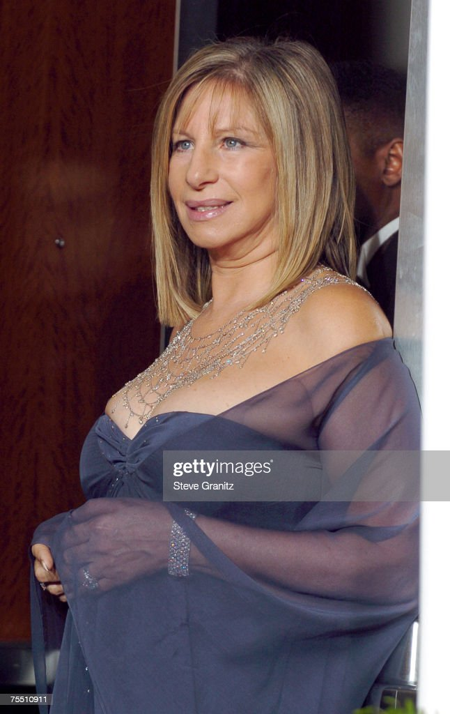 Barbra Streisand, presenter Best Picture at the Kodak Theatre in Hollywood, California