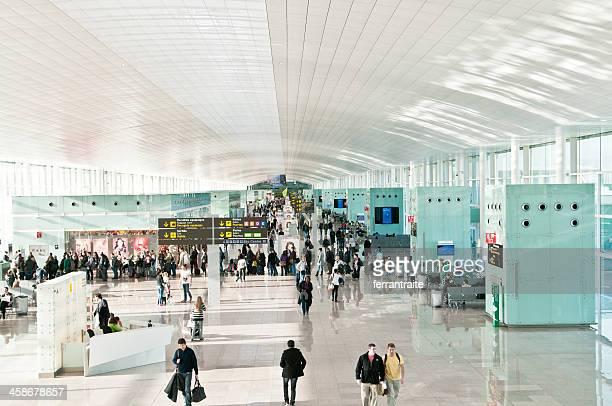 "Aeroporto di Barcellona El Prat "",バルセロナエルプラット空港の"""