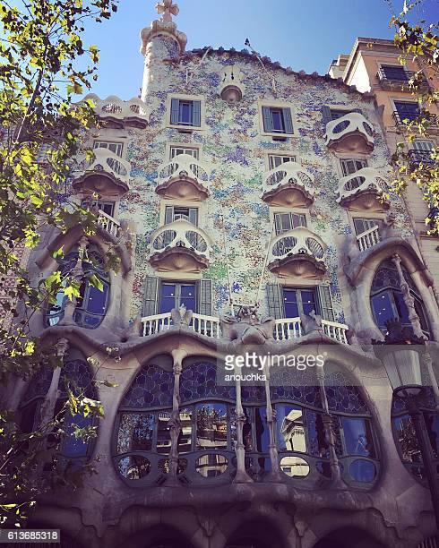 Barcelona Architecture, Casa Batilo