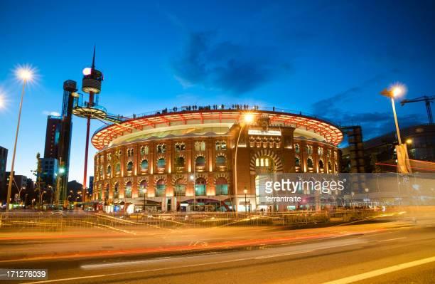 Barcelona Arenas Bullring Shopping Mall