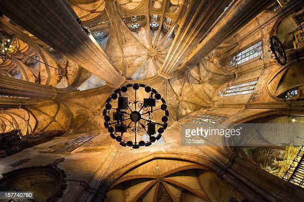 Barcelona Cathedral in Catalonia