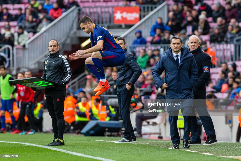 Barcelona v Celta de Vigo - La Liga : ニュース写真