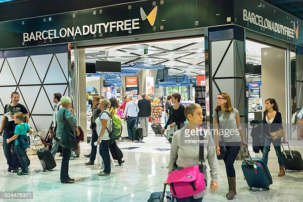 Barcelone magasin Duty-Free