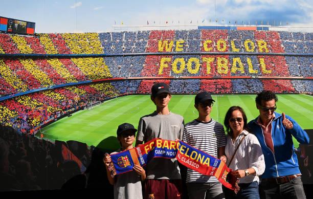 ESP: FC Barcelona v Real Madrid CF - LaLiga Santander