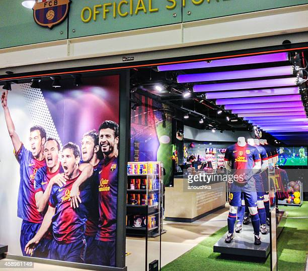 Barcelona Football Club Official Fan Store, Spain