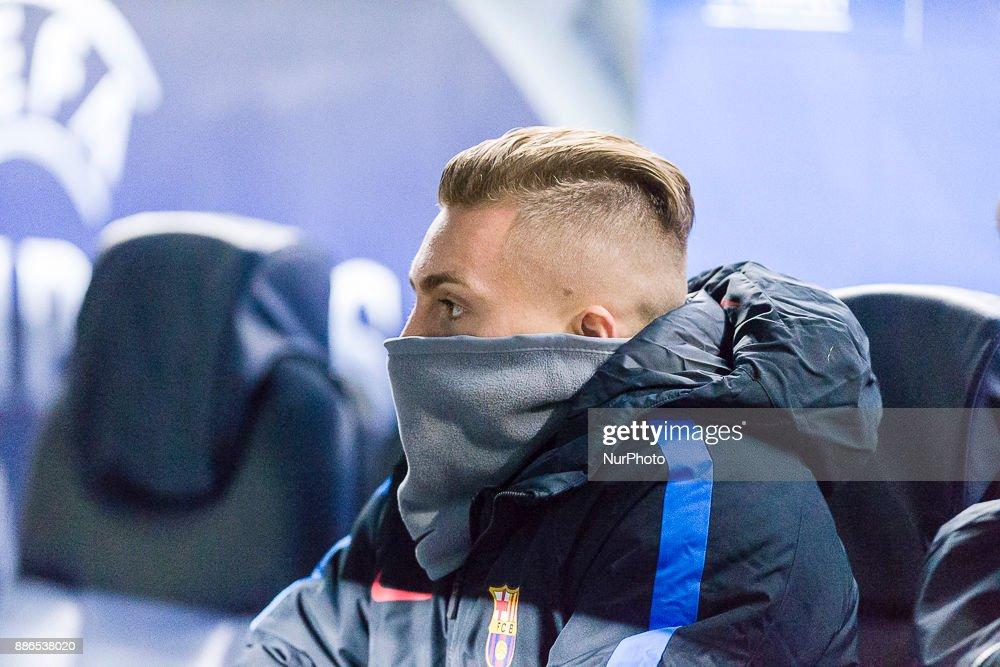FC Barcelona v Sporting CP - UEFA Champions League : ニュース写真