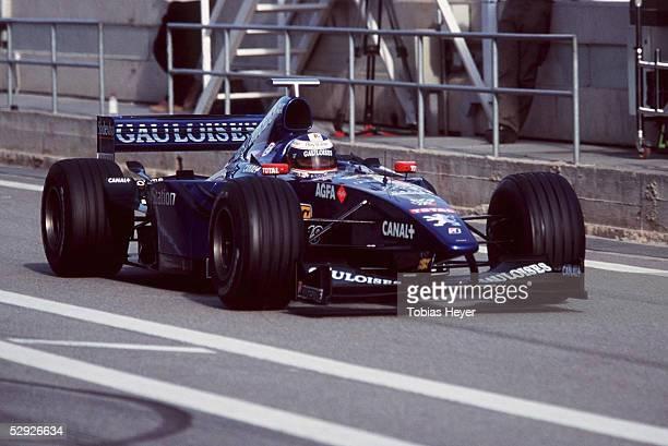 PEUGEOT 1999 Barcelona Olivier PANIS