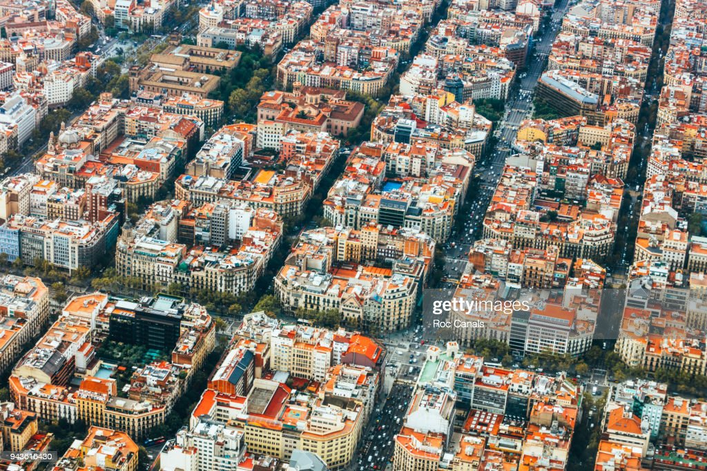 Barcelona : Stock Photo