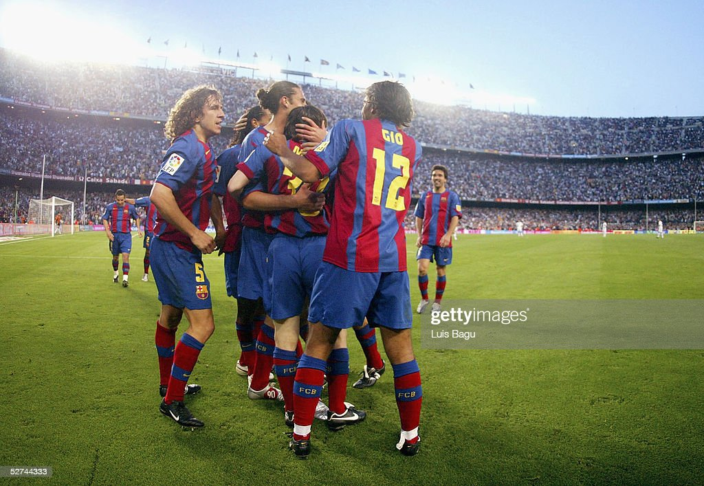 La Liga - Barcelona v Albacete : News Photo