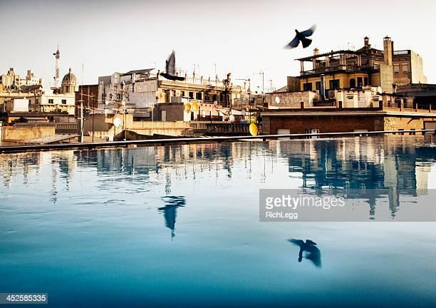 Barcelona Rooftop Pool