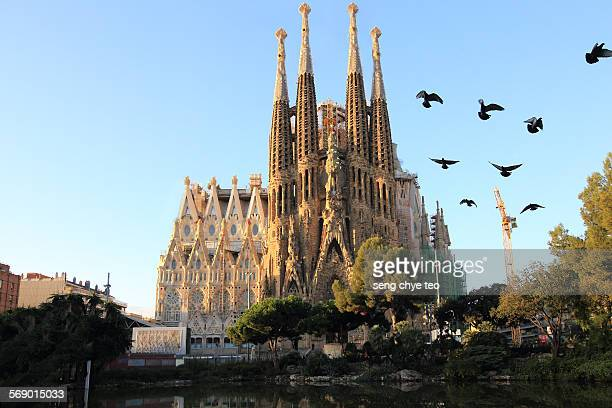 Barcelona, Sagrada Familia Church