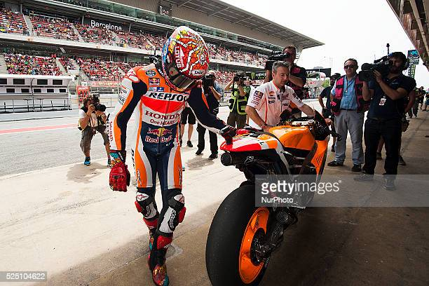 Gran Premi Monster Energy of Catalunya Circuit of Barcelona In the picture #93 Marc MARQUEZ Repsol Honda Team