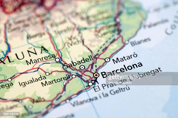 barcelona, españa - europa continente fotografías e imágenes de stock