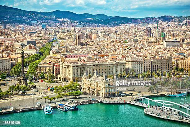 barcelona, spain - barcelona spain stock pictures, royalty-free photos & images