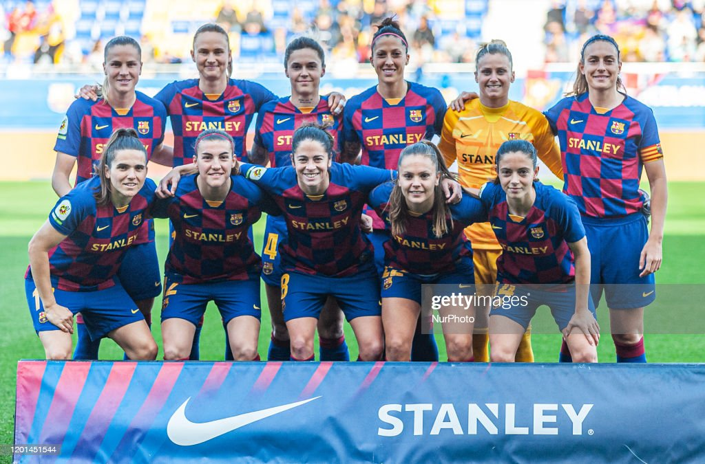 FC Barcelona v Sporting Huelva - Primera Division Women : ニュース写真