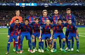 barcelona spain fc barcelona team line