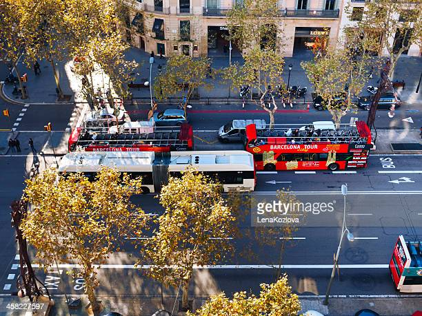 Barcelona Tour Bus