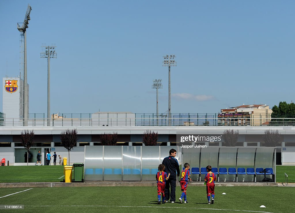 La Masia - The Heart Of FC Barcelona's Youth System : ニュース写真