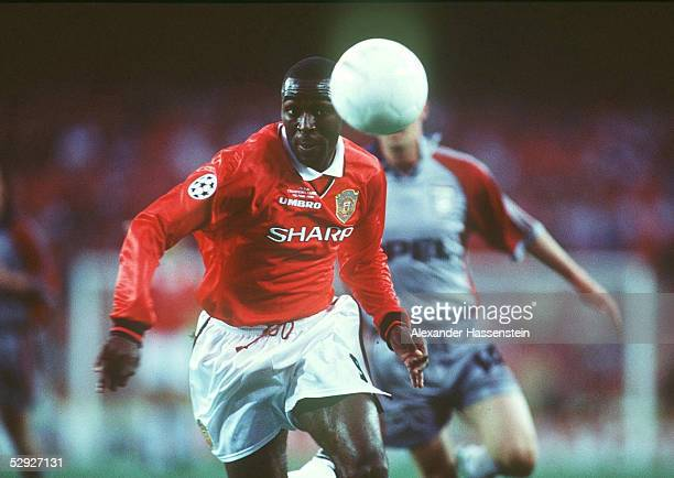 2 Barcelona/ESP Andy COLE/MANCHESTER