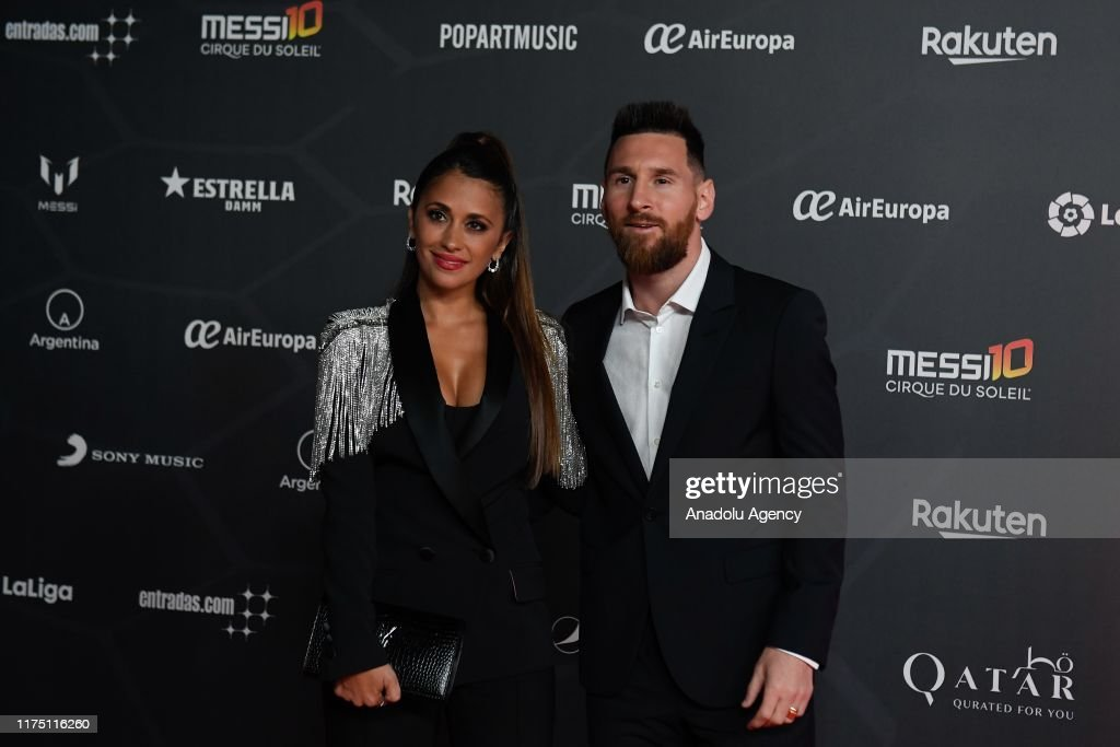 "Premiere of Cirque du Soleil's show ""Messi 10"" in Spain : News Photo"