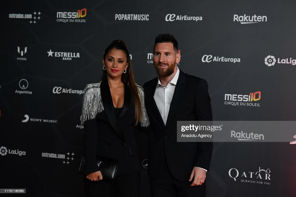 "Premiere of Cirque du Soleil's show ""Messi 10"" in Spain : News Photo"