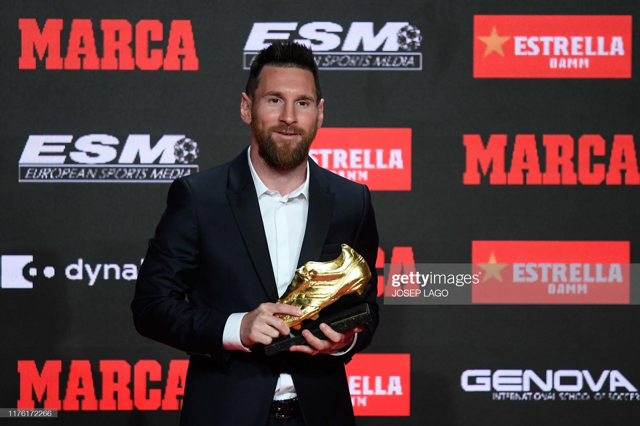 Leo Messi: Jamoadoshlarimsiz men birortaxam gol ura olmagan bo'lar edim