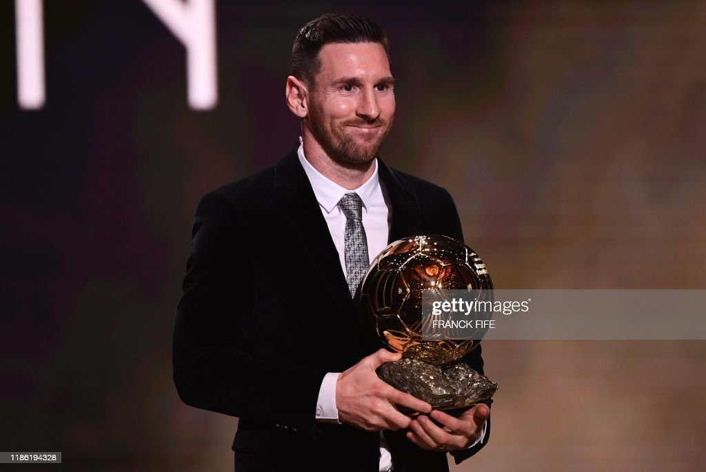 FBL-BALLON D'OR-2019-AWARD : News Photo