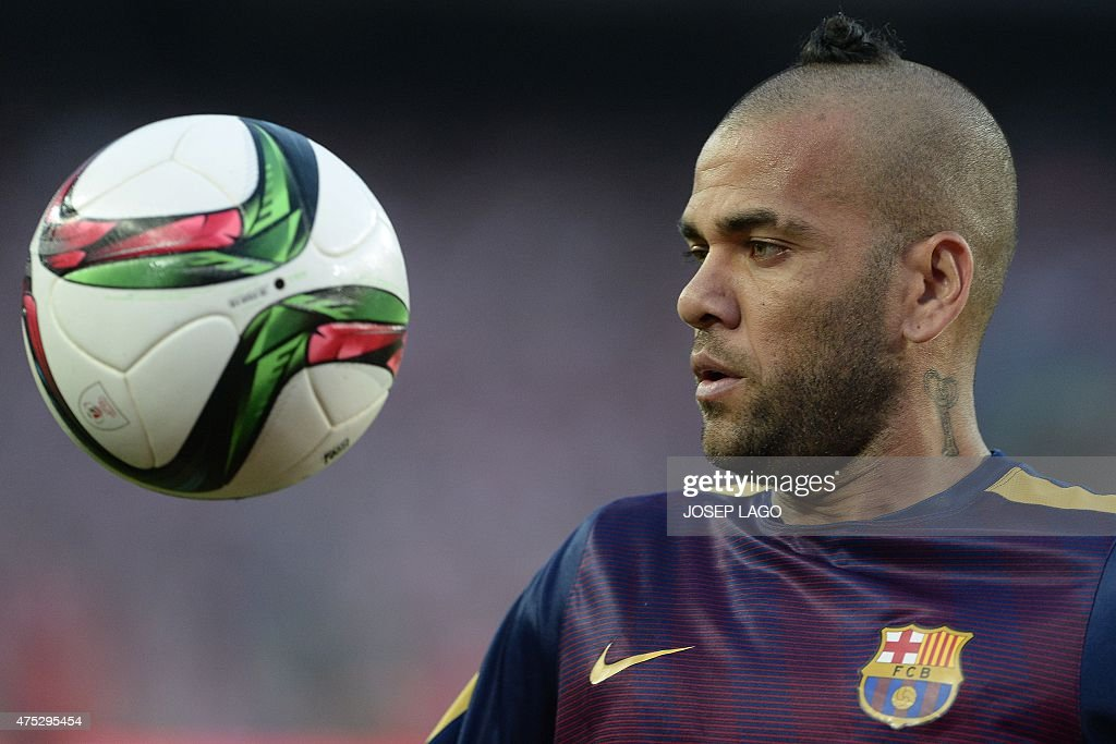 FBL-ESP-CUP-ATHLETIC-BARCELONA : News Photo