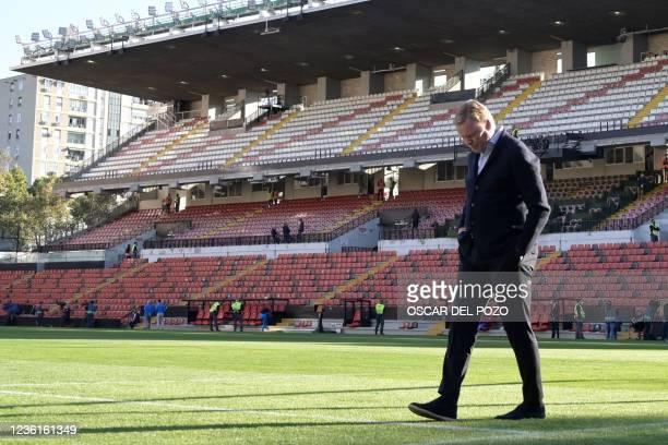 ESP: Rayo Vallecano v FC Barcelona - La Liga Santander
