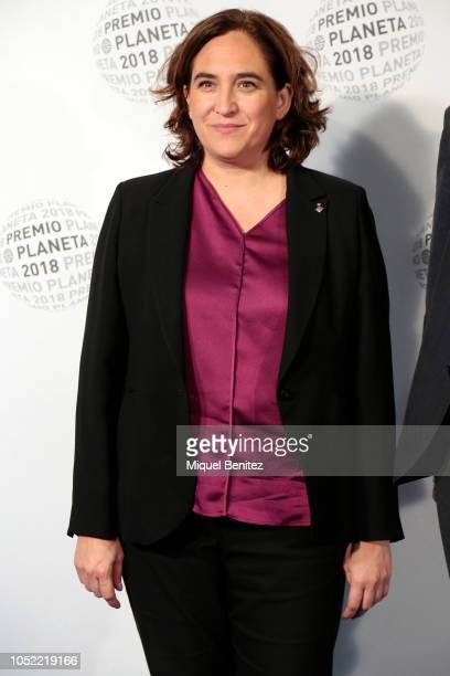 Barcelona's Major Ada Colau attends the '67th Premio Planeta' Literature Award the most valuable literature award in Spain with 601000 euros for the...