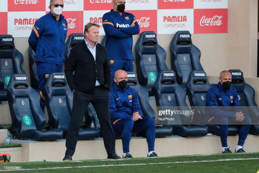 Villarreal CF v FC Barcelona - LaLiga Santander : News Photo