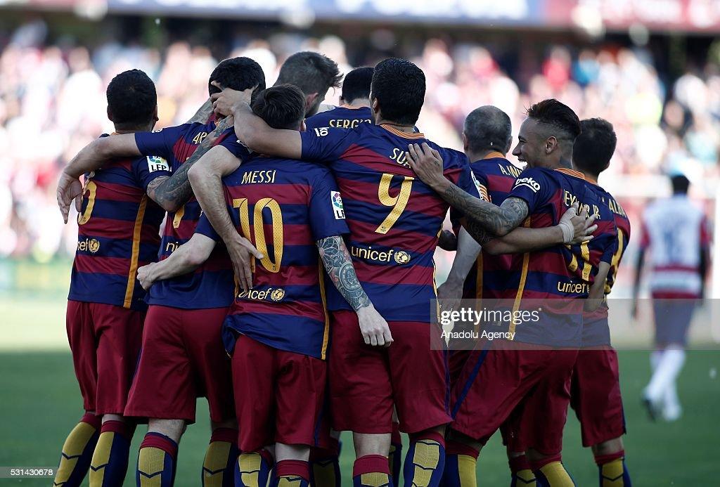 barcelona vs granada - photo #48